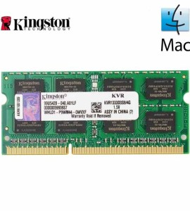 RAM KINGTON 4G MACBOOK PRO – MAC MINI